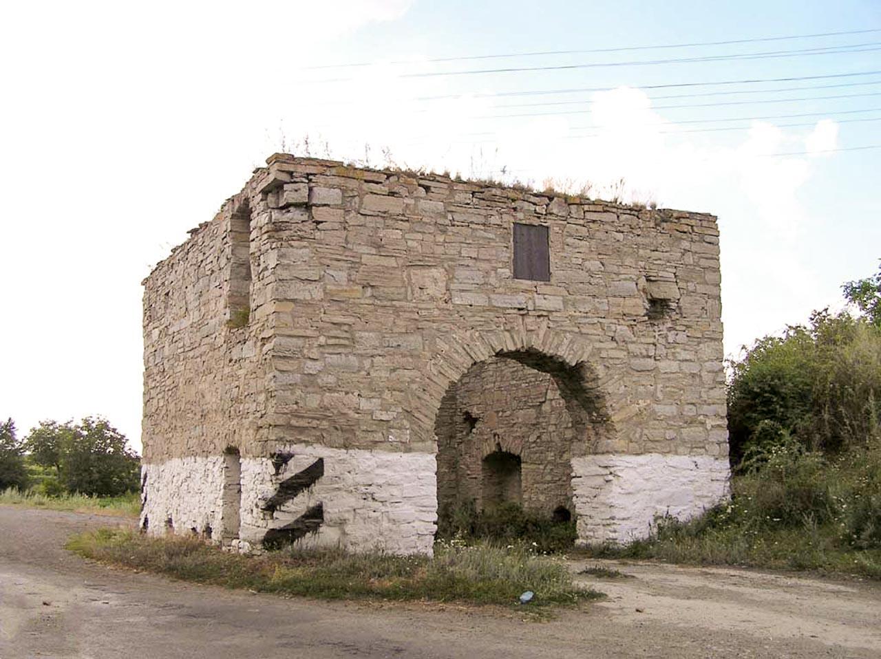 Brama Lwowska w Okopach. Źródło: http://panoramakiev.narod.ru