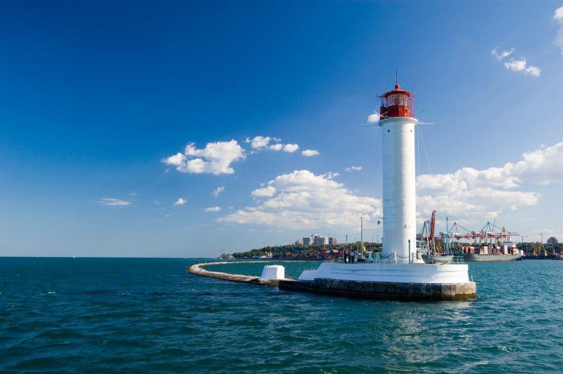 Latarnia morska w Odessie. Źródło: http://ua.igotoworld.com