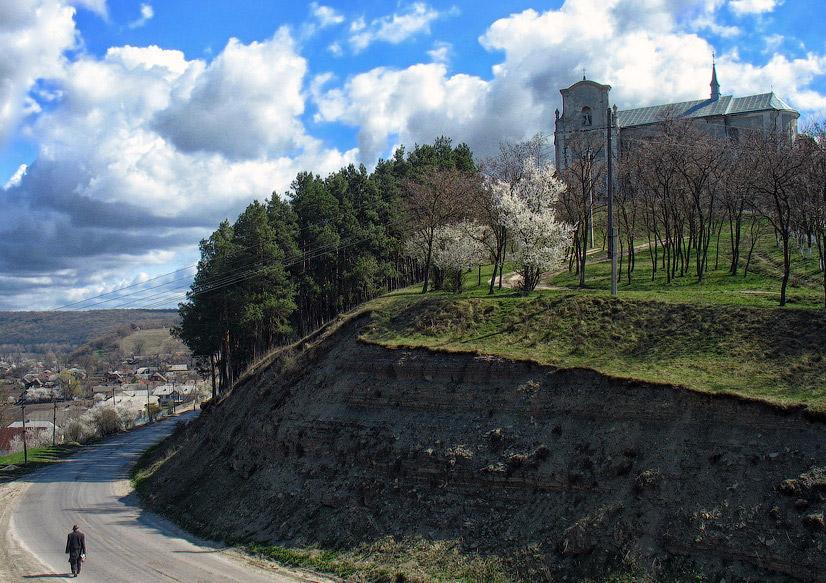 Góra Zamkowa w Budzanowie. Źródło: http://haidamac.org.ua