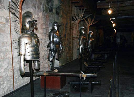 "Muzeum Starej Broni ""Arsenał"". Źródło: blog.noclegi.com.ua"