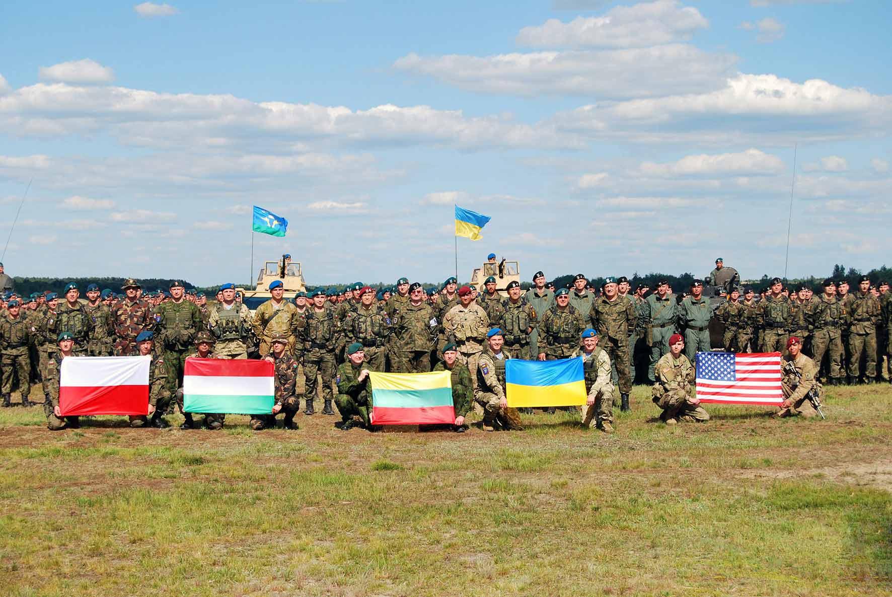 Zdjęcie wykonano podczas ćwiczeń Anakonda. Źródło: http://newsader.com