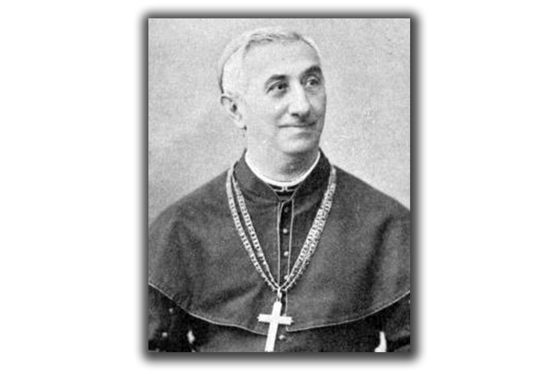 Abp. Isaak Mikołaj Issakowicz. Źródło: Wikipedia