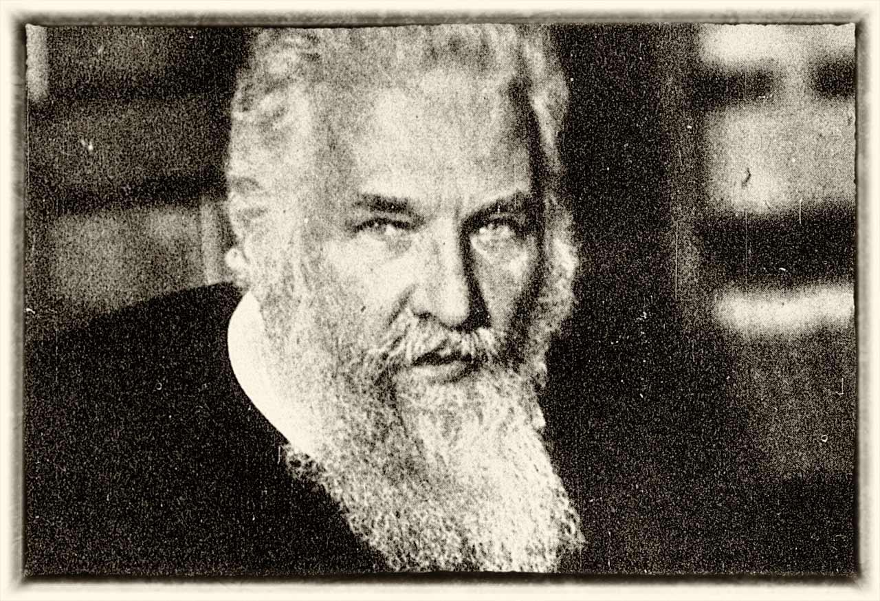 Dr. Andrzej Szeptycki. Fot. Huberowie. Tygodnik Ilustrowany, 2 maja 1935 r.