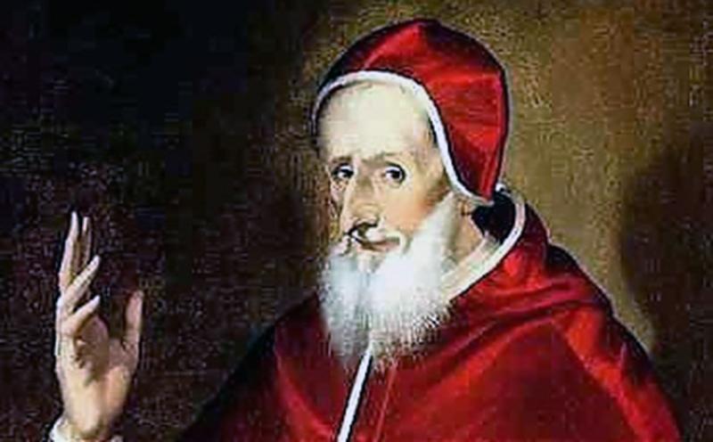Papież Grzegorz XIII, który dał światy nowy kalendarz