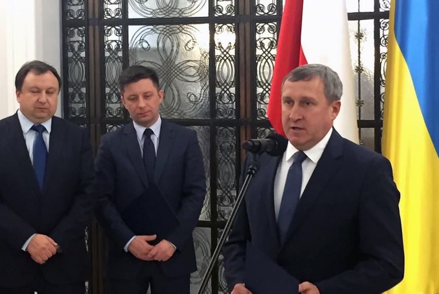 Źródło: MSZ Ukrainy w Warszawie