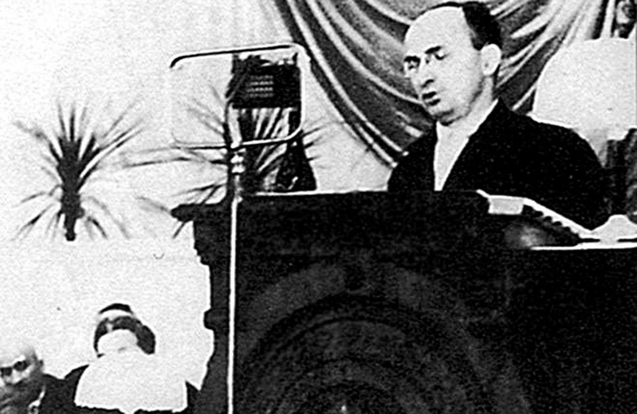 Beria na stanowisku I Sekretarza KC WKP Gruzji