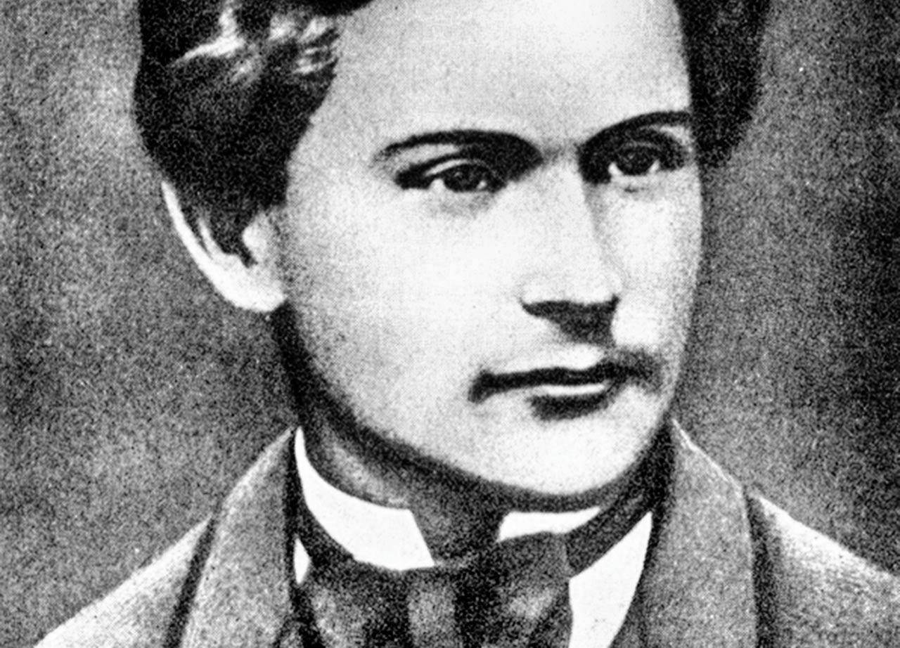 Zdjęcie młodego Iwana Franki