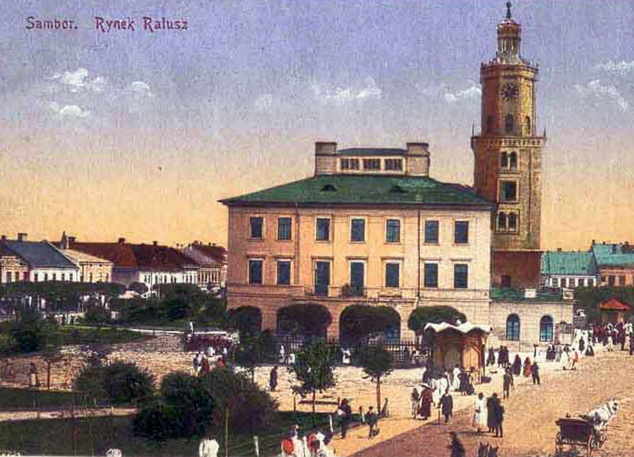 Zdjęcie Żytomierza z pocz. XX w.