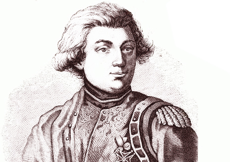 Maurycy Beniowski - polski król Madagaskaru