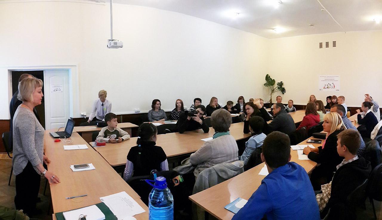 Warsztaty integracyjne w Winnicy