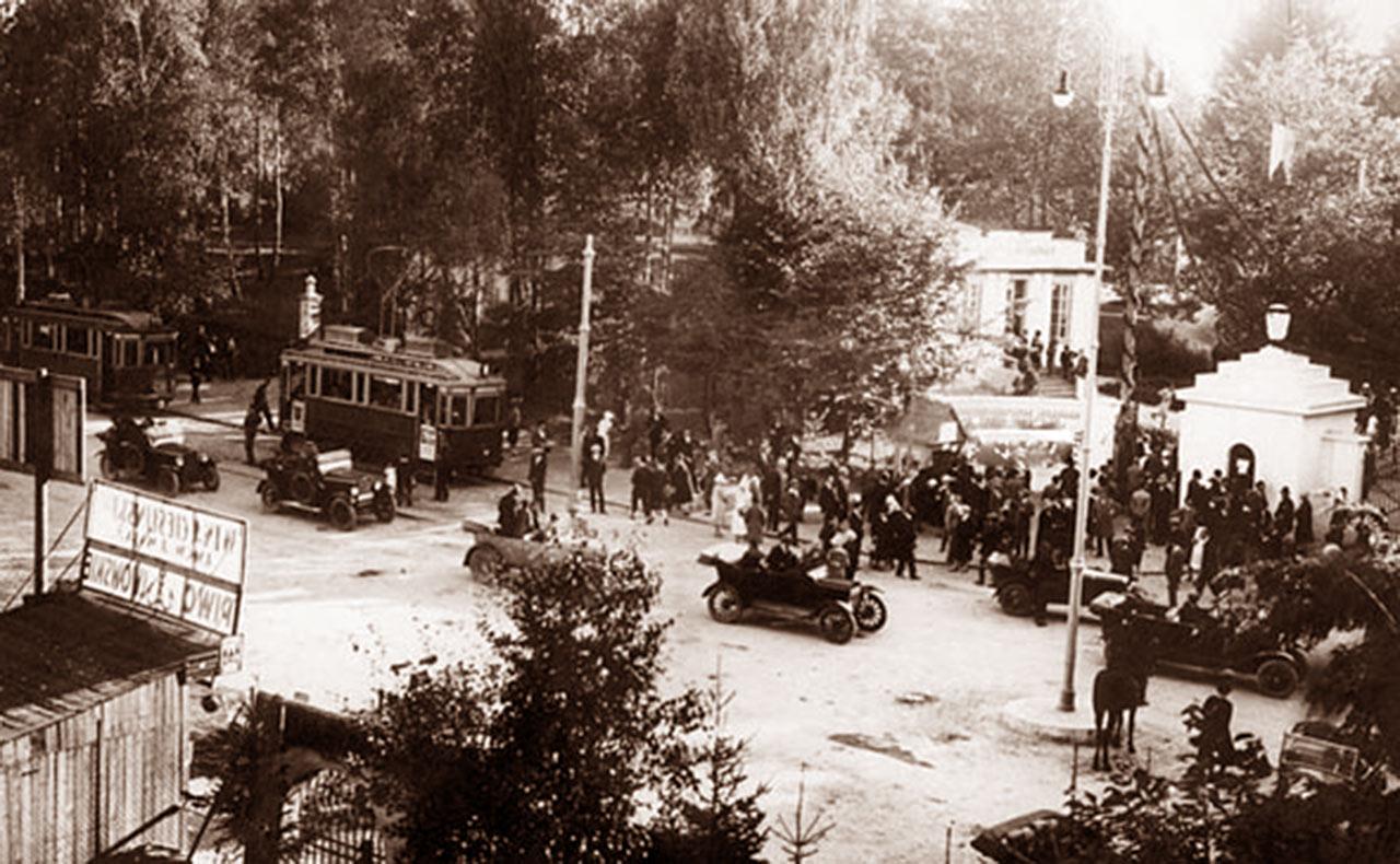 Lwów w 1930 r.