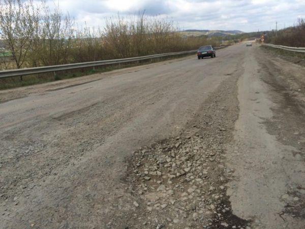 Na zdjęciu - fragment drogi Lwów-Tarnopol. Źródło - news.vash.ua