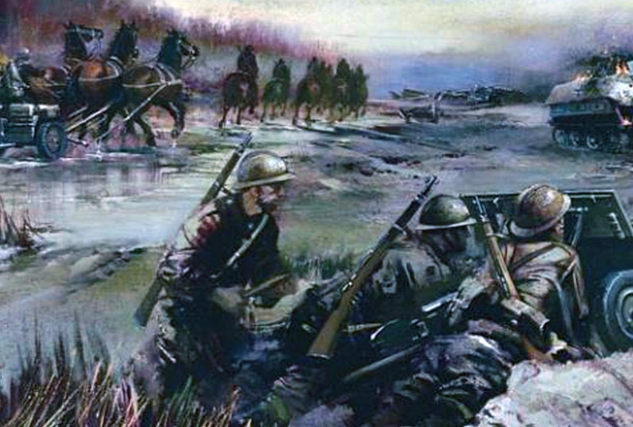 Bitwa pod Kockiem. Źródło: archiwum.rp.pl