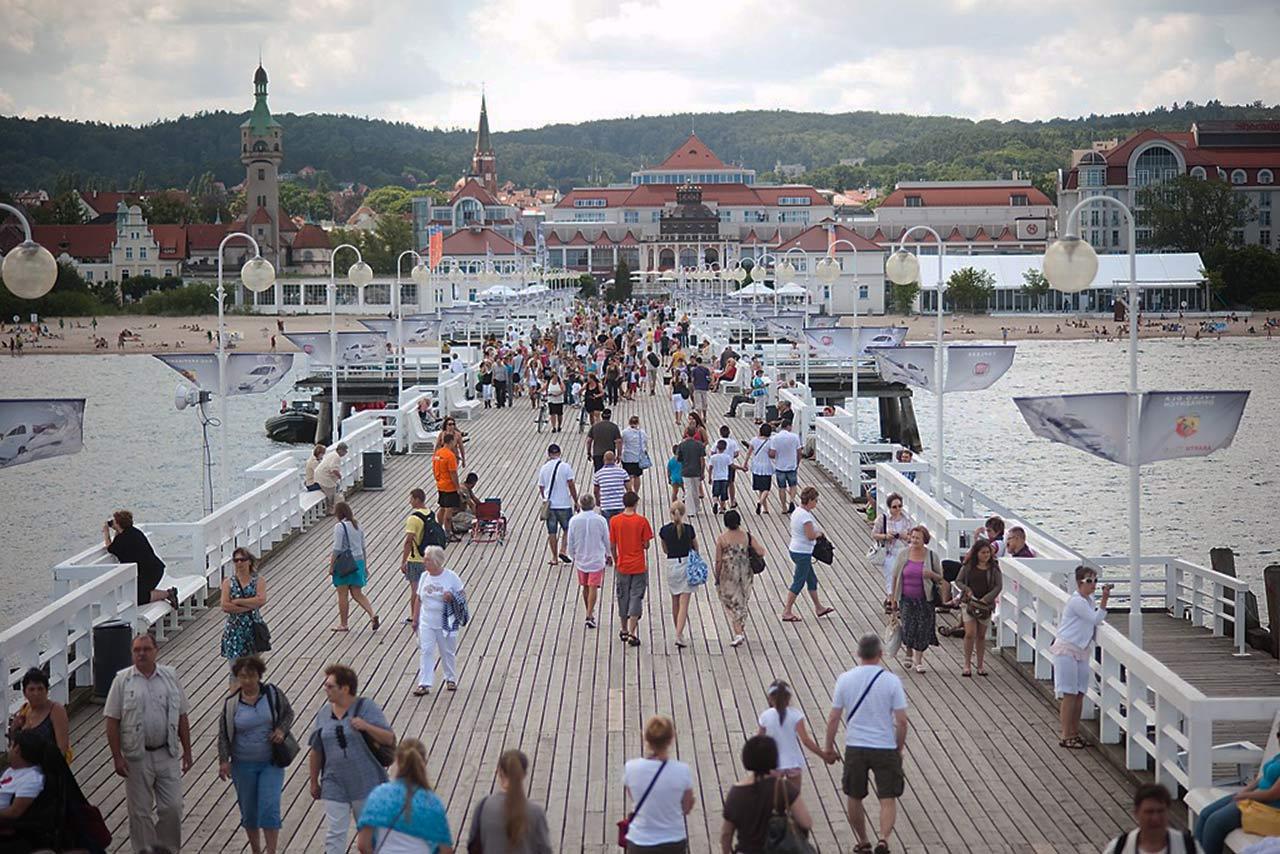 Molo w Sopocie. Źródło: www.trojmiasto.pl