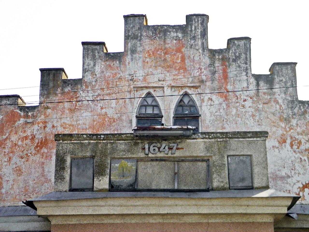 Zabytkowy młyn z 1647 r. w Bałanówce