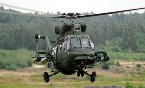 Nowa konstrukcja W-3PL/N, opracowana przez PZL Mielec. Źródło: MPORT.UA