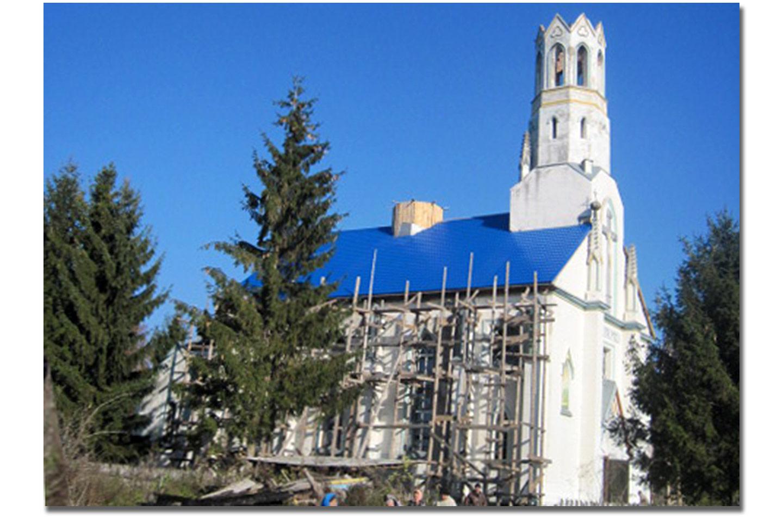 Kościół w Tereszkach