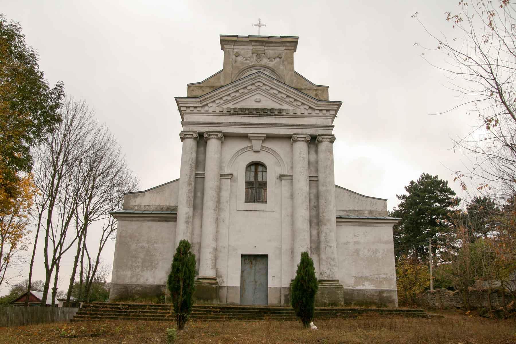 Kościół w Zamiechowie