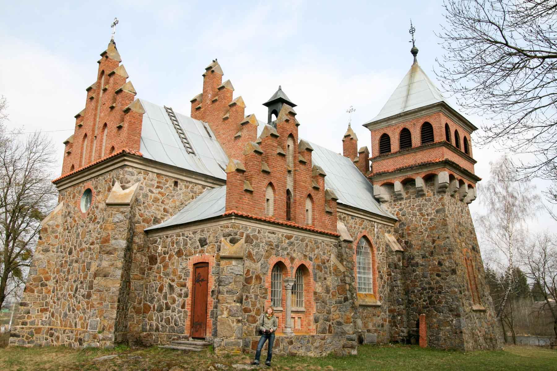 Kościół pw. Św. Klary w Horodkówce