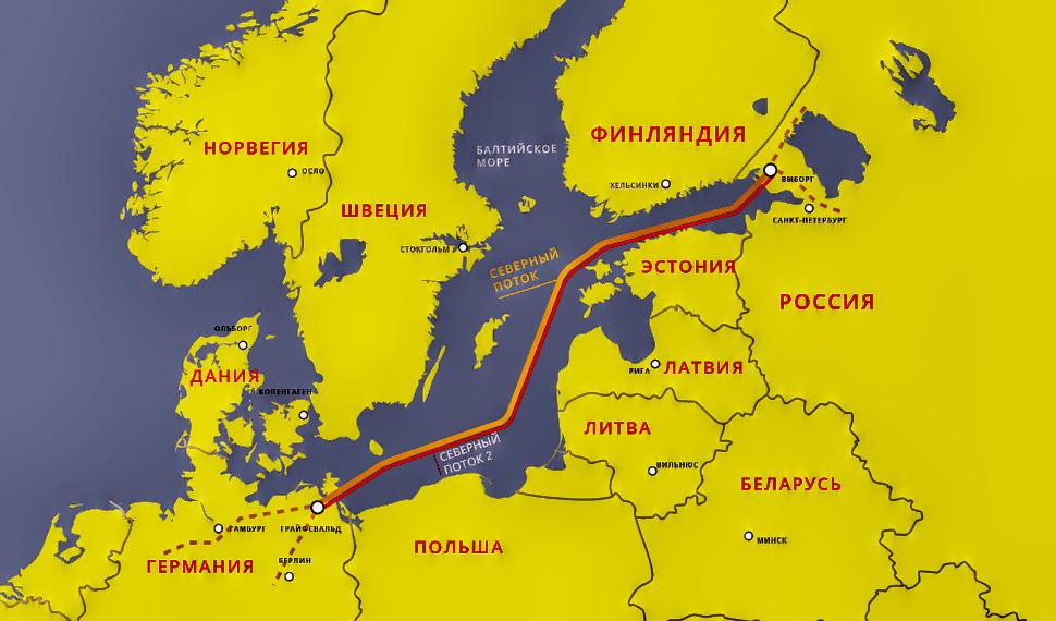 Zależność państw Europy od rosyjskiego gazu często dyktuje politykę ich rządów wobec Kremla. Źródło: ZN.UA