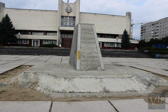 Pomnik Banderze ma stanąć w Łucku przed Urzędem Stanu Cywilnego