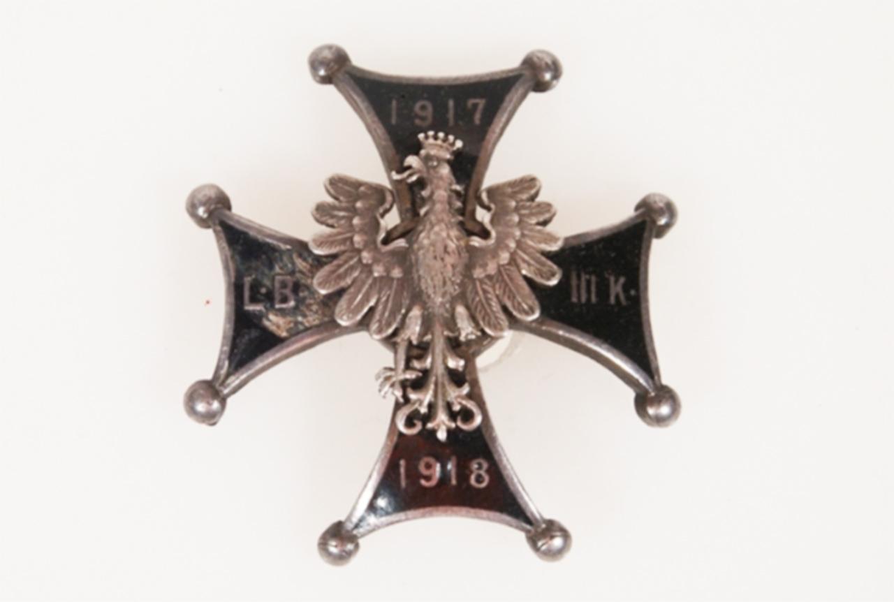 Odznaka III Korpusu Polskiego