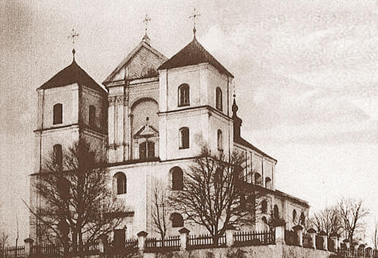 Kościół w Trokach, archidiecezja wileńska