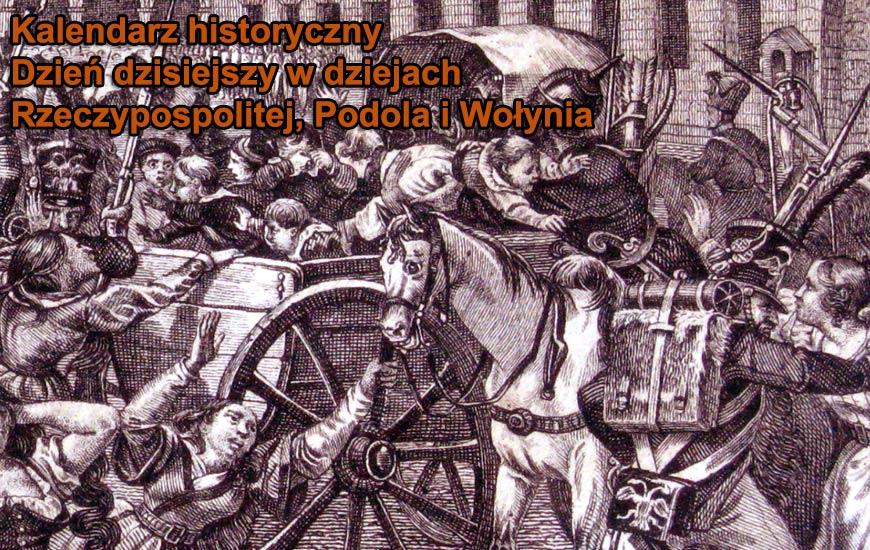 Łapanka dzieci w Warszawie po powstaniu listopadowym