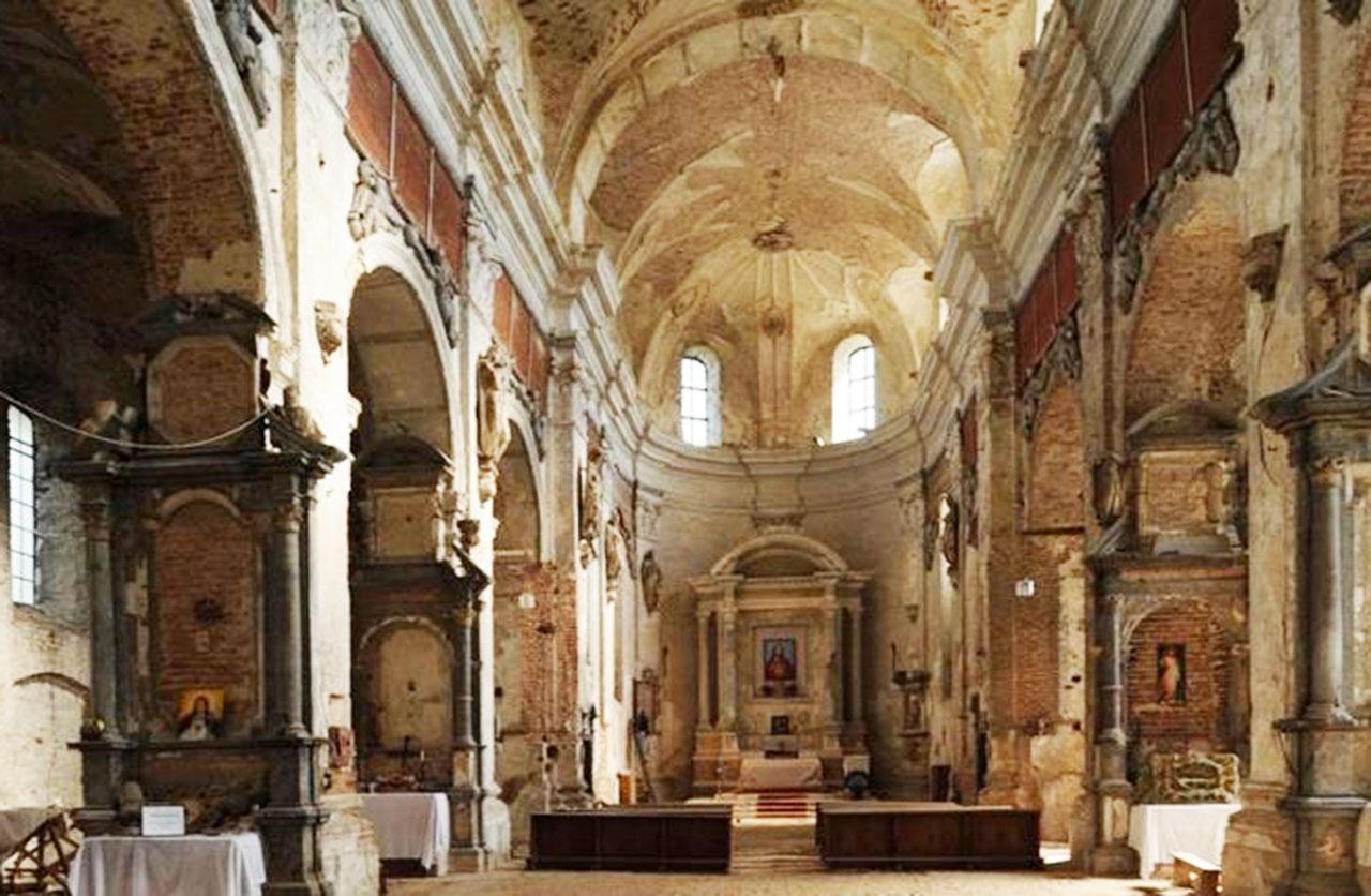 Sanktuarium w Ołyce. Źródło: rp.pl