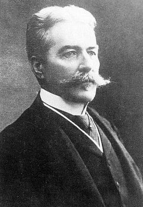 Karol Brzozowski, ostatni właściciel Sokołówki. Źródło: www.geni.com
