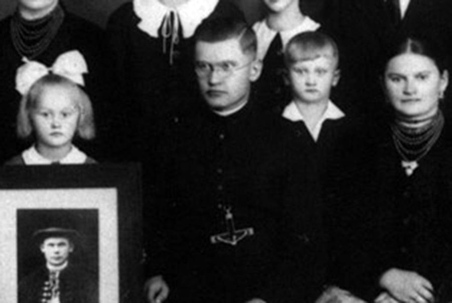 Sługa Boży o. Ludwik Wrodarczyk OMI