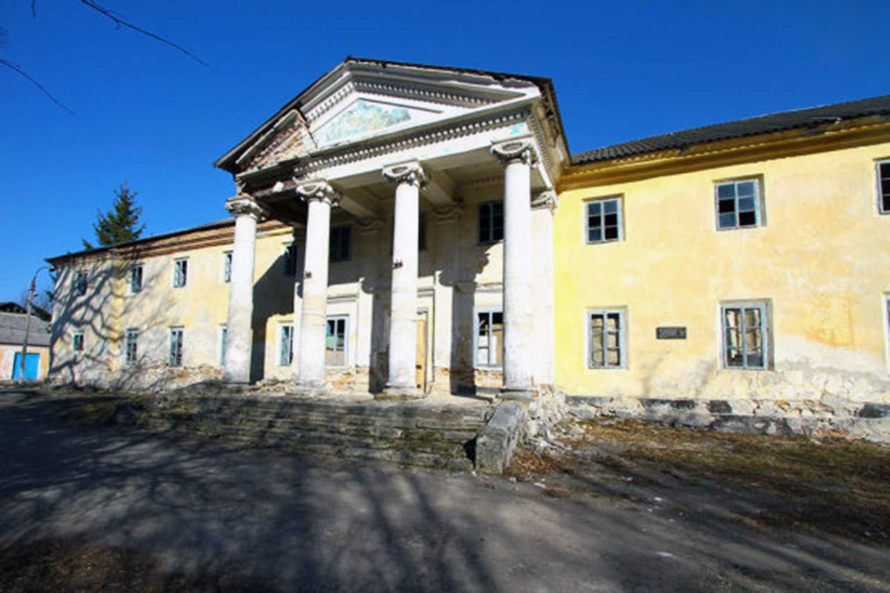Pałac Raciborowskich w Łysowodach. Źródło: iloveukraine.com.ua