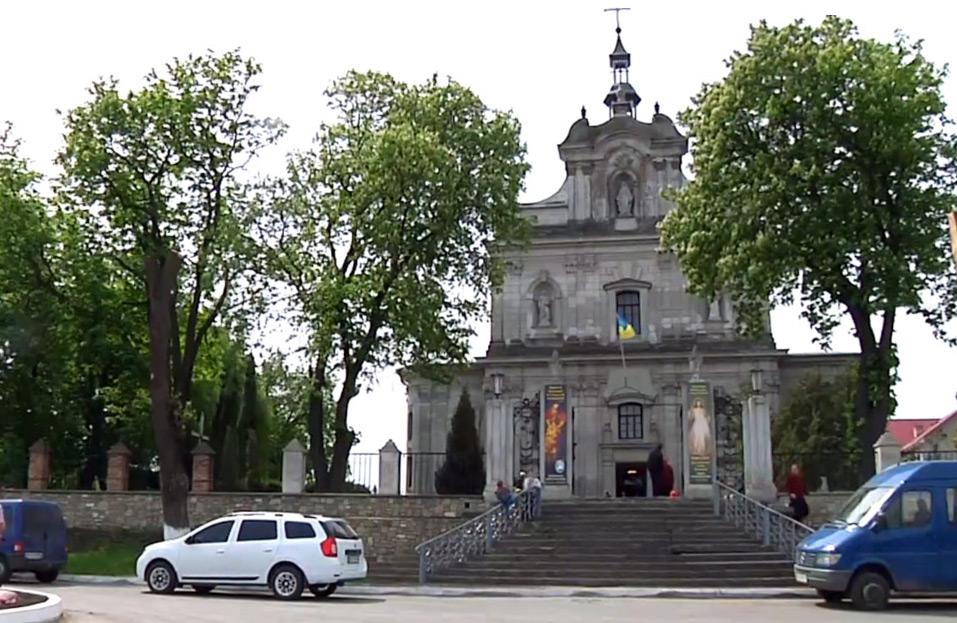 Kościół w Felsztynie