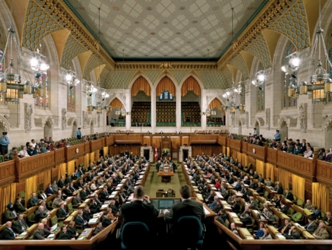 Kanadyjski parlament. Źródło: ipress.ua