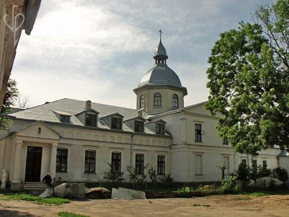 D. klasztor Jezuitów w Barze. Źródło - http://ukrainaincognita.com