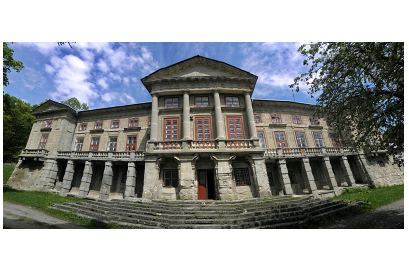 Pałac Orłowskich w Malejowcach. Źródło - ukrainaincognita.com