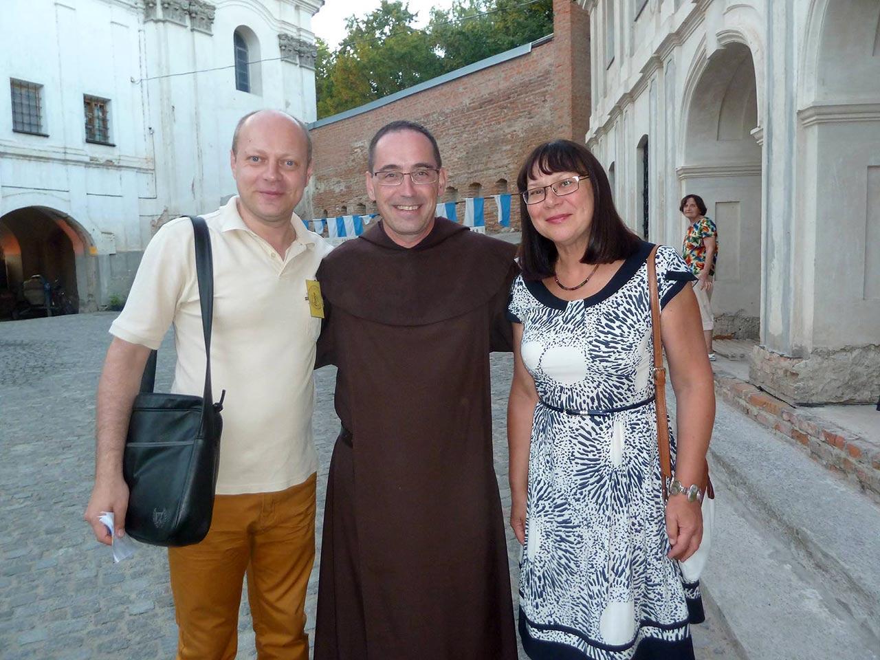 o. Miguel w Berdyczowie