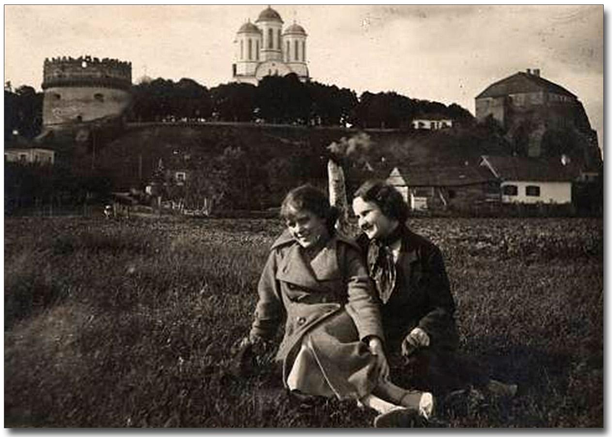 Ostróg przed 1939 rokiem. Źródło - lwow.wilno.w.interia.pl