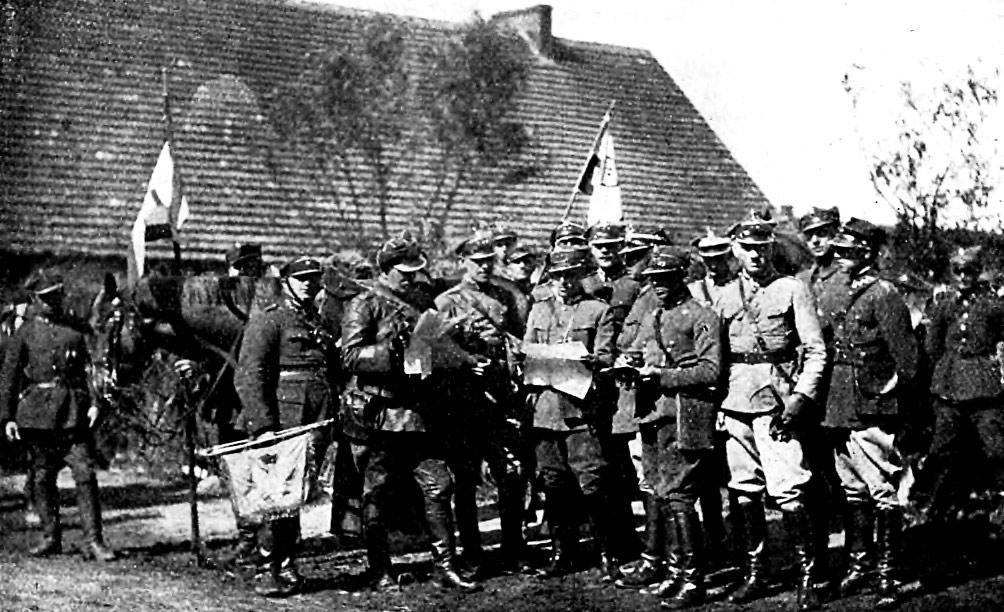Spotkanie sztabów obydwu wojsk w Żytomierzu