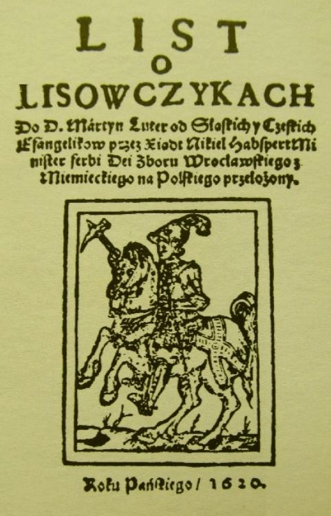 List o lisowczykach, 1620 r.