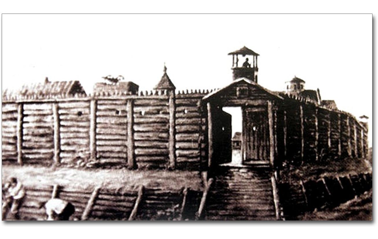 Tak mógł wyglądać pierwszy zamek w Żytomierzu. Źródło - zt4ever.org.ua