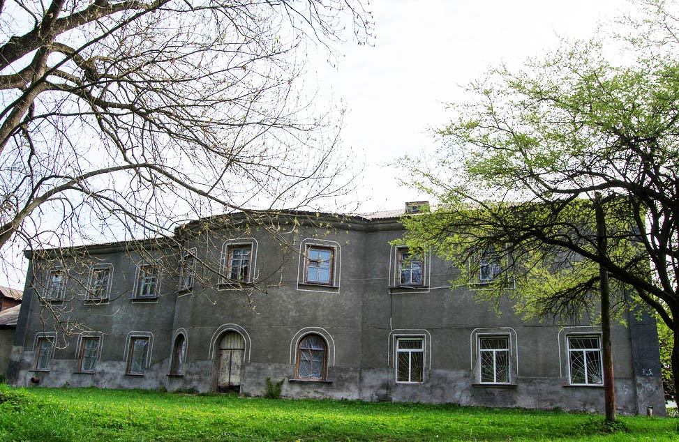 Pałac Sapiehów. Źródło - jewishkrasilov.org.ua