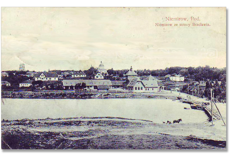 Niemirów w drugiej połowie XIX wieku