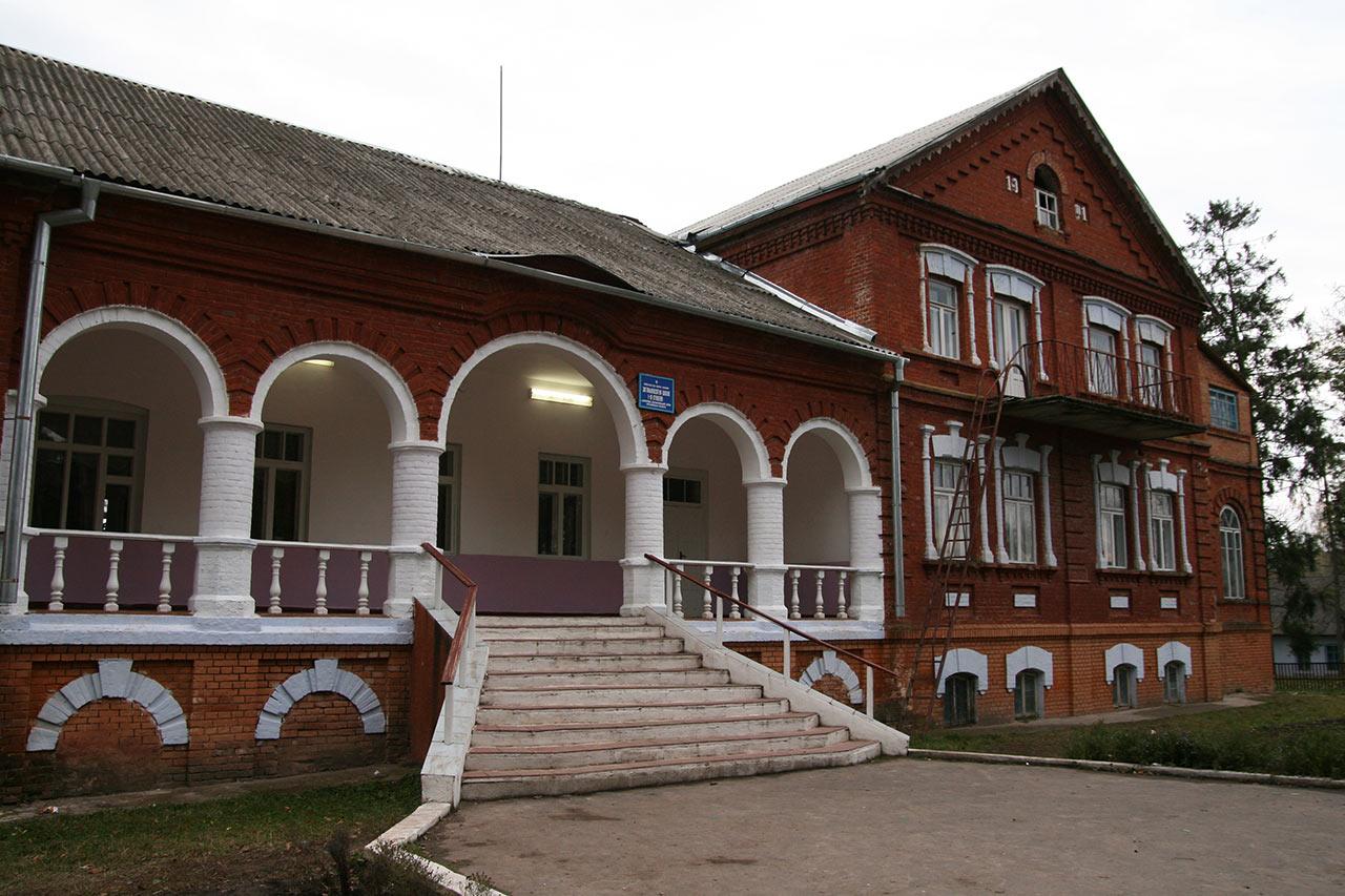 Pałac Zdzisława Colonna-Czosnowskiego w Bożykowcach