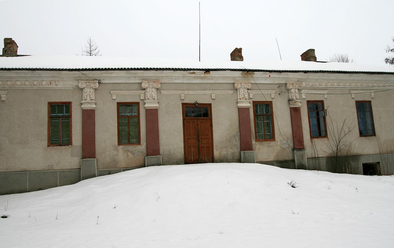Były dworek Grzegorza Sienkiewicza w Werbówce
