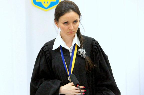 Oksana Carewicz. Źródło - espreso.tv