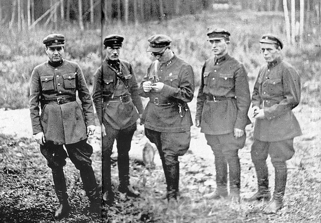 Błochin, Nadaraja, Magin oraz inni kaci z NKWD
