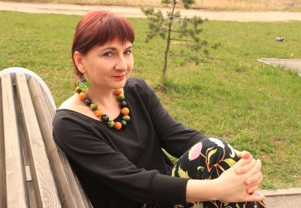 Aneta Kamińska. Źródło - www.meridiancz.com