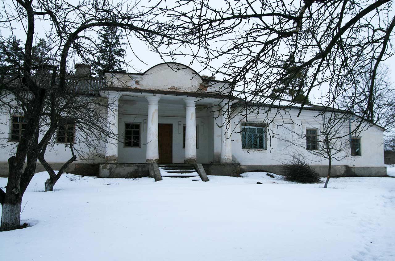 Dworek Draczewskiego w Dibrowce