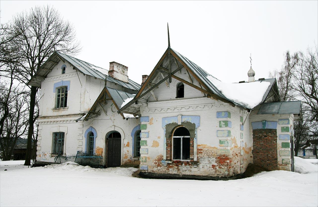Pałacyk Krasickich w Szabastówce